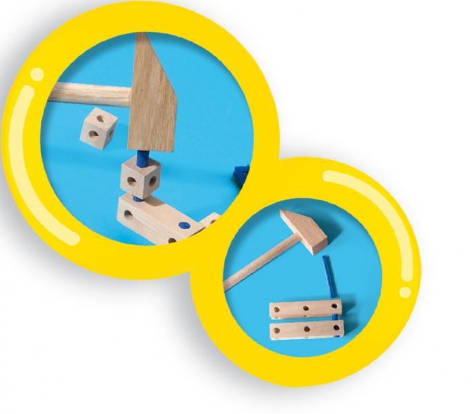 Children's Carpentry Playset, SES