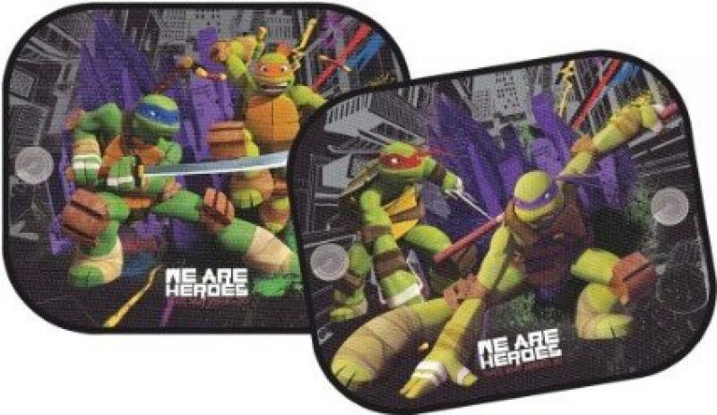 Side window shades NINJA TURTLES 2pcs.