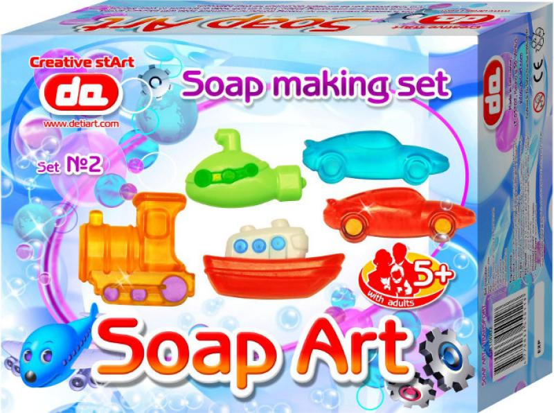 "Soap Art ""Cars"", DA"