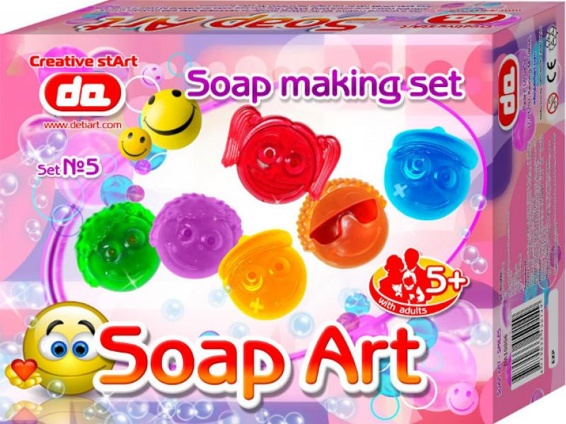 "Soap Art ""Faces"", DA"