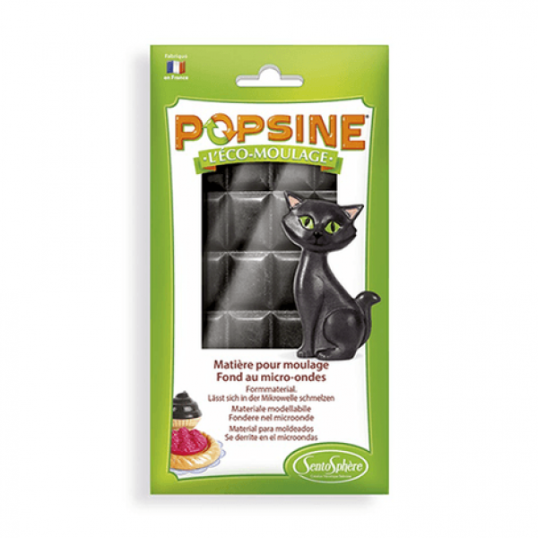 Recharge Popsine black, 110g