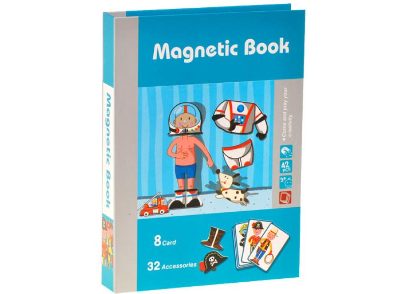Magnetibook - Boys-Outfits