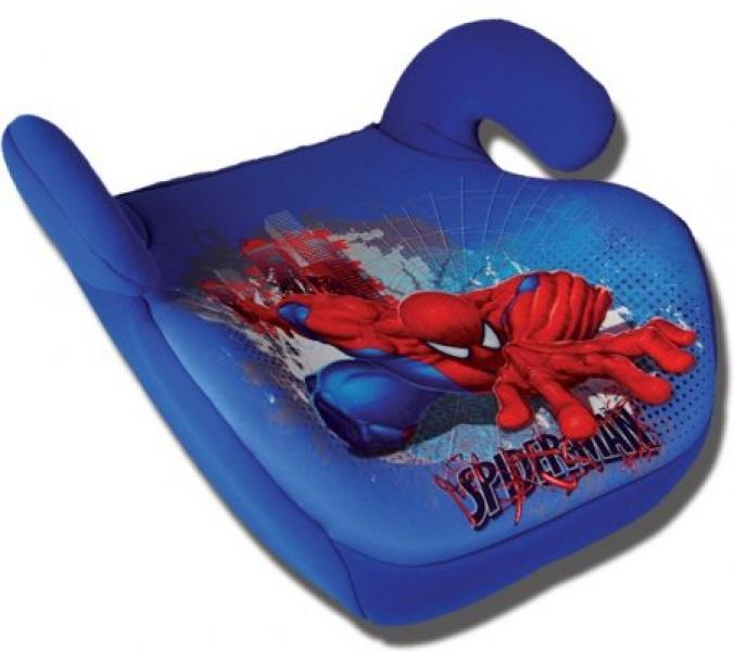 Booster seat for cars SPIDERMAN