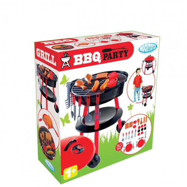 Barbecue Set (Grill)