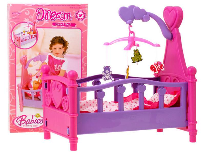 Sweet Doll Bed