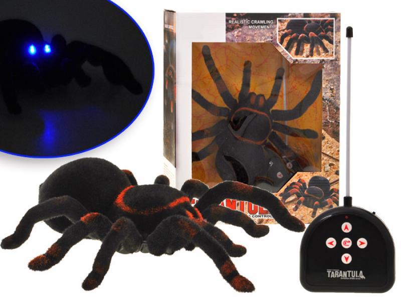 "Радиоуправляемый мохнатый паук ""Тарантул"""