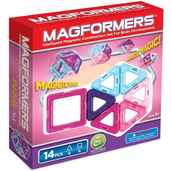 """Magnetic Magformers """"Inspire 14 Set"""""""