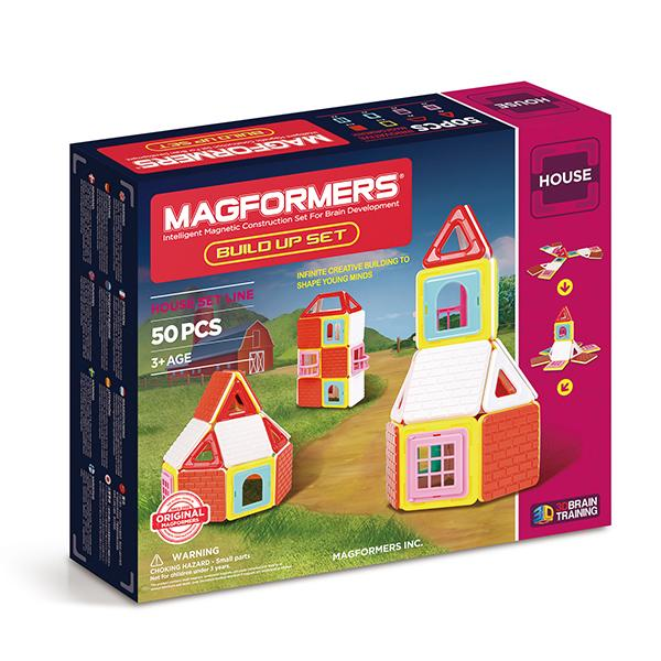 "Magnetkonstruktor Magformers ""Build Up Set"""