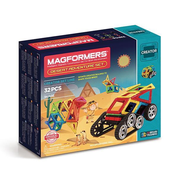 """Магнитный конструктор Magformers """"Adventure Desert Set"""""""