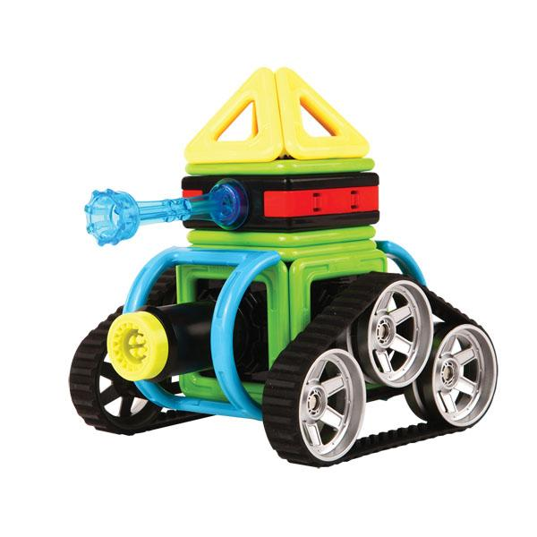 "Magnetkonstruktor Magformers ""Mini Tank Set"""