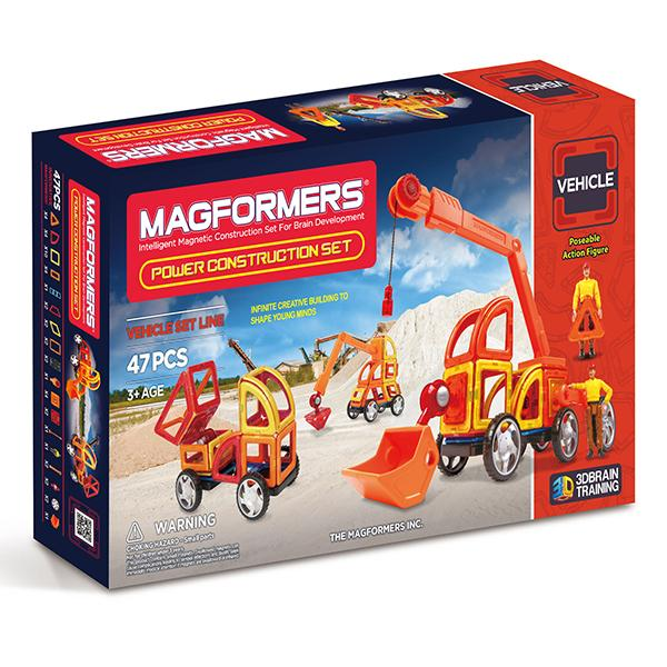 "Magnetkonstruktor Magformers ""Power Construction Set"""