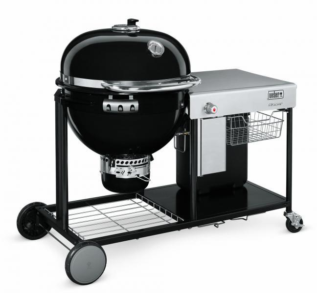 Summit™ Charcoal Grill GBS™ töölauaga