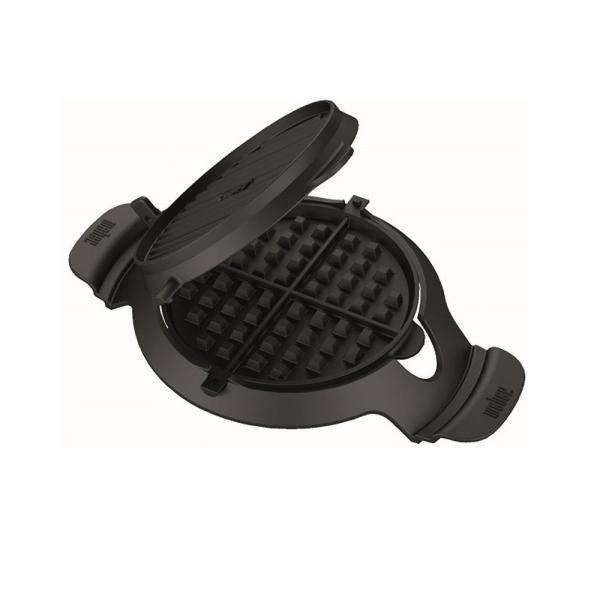 Weber® GBS™ insert Waffle/Sandwich iron