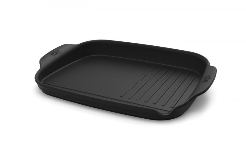 Weber® Ceramic Plancha/Griddle