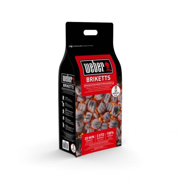 Weber® grillbrikett 8 kg