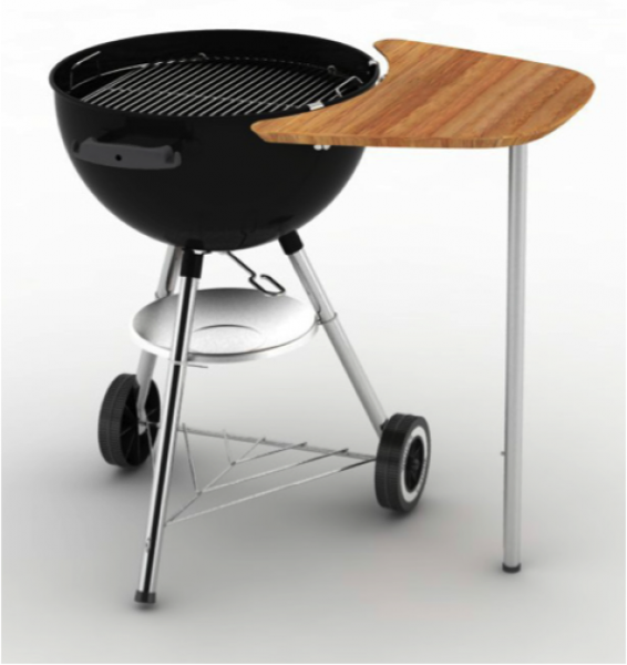 Weber® Charcoal work table