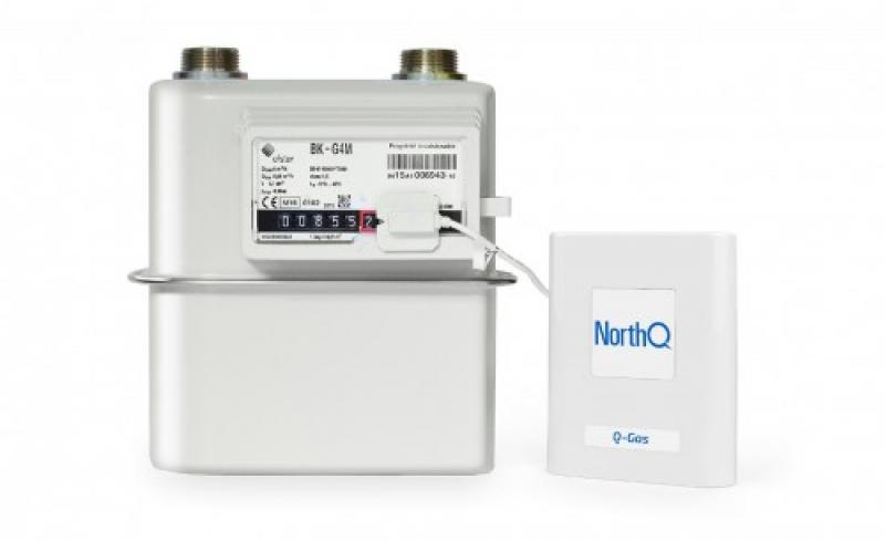 NorthQ Gas reader