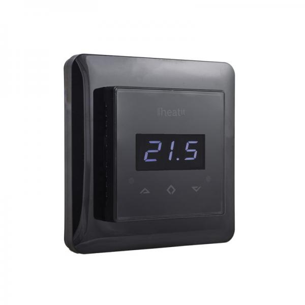 Heatit thermostat Black, 3600W