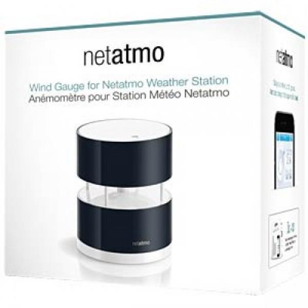 Датчик ветра Netatmo