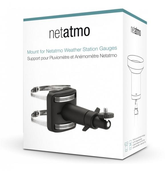 Netatmo Mounting for wind/rain sensor
