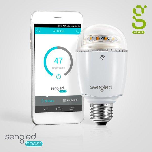 Sengled Boost LED + WIFI repeater