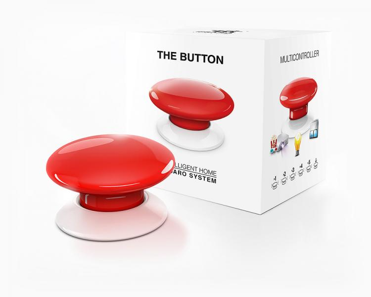 Fibaro Button Z-Wave Plus