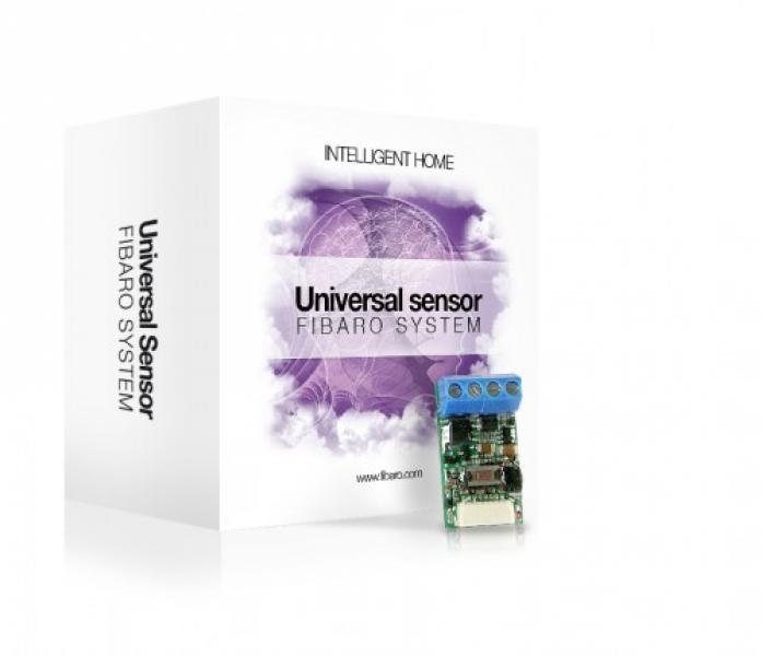 Универсальный двоичный датчик - Fibaro Universal Sensor