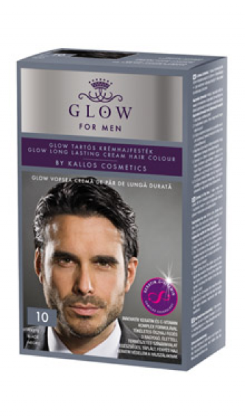 GLOW kauakestva püsivusega juuksevärv 10