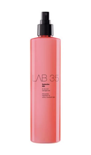 Молочко для укрепления сухих волос Kallos LAB 35 Restorative Milk