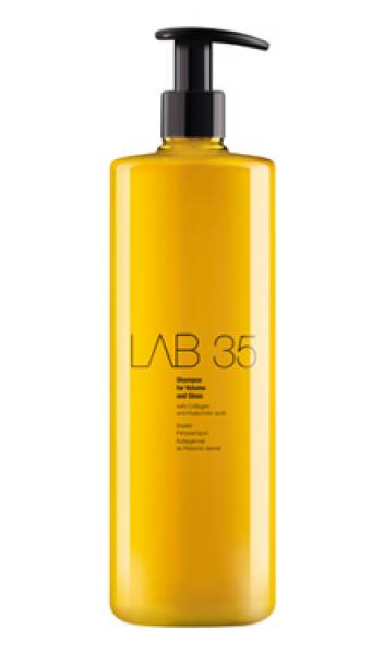 LAB35 volüümi ja läike šampoon 1000ml