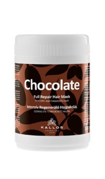 Šokolaadi juuksemask 1000ml