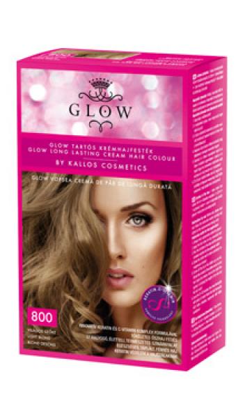 GLOW kauakestva püsivusega juuksevärv 800