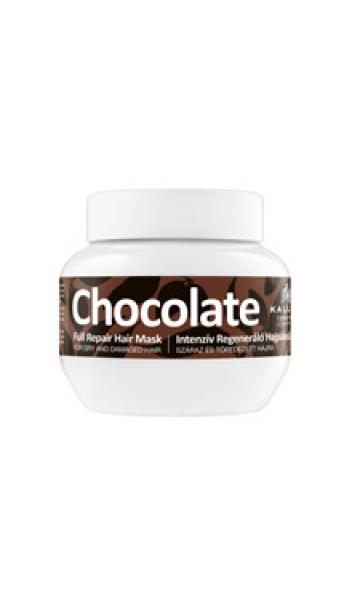 Šokolaadi raviv juuksemask 275ml