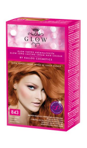 GLOW kauakestva püsivusega juuksevärv 843