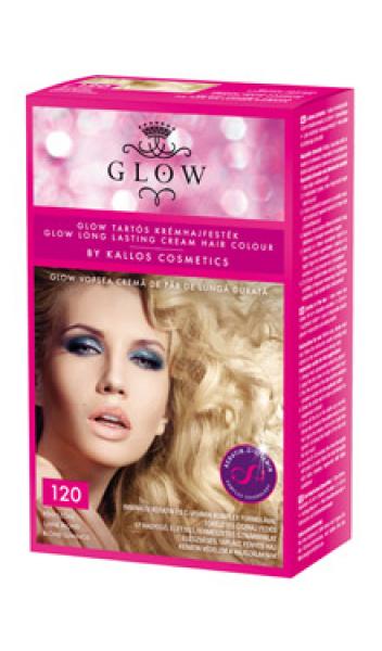 GLOW kauakestva püsivusega juuksevärv 120