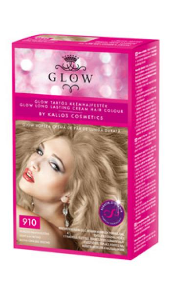 GLOW kauakestva püsivusega juuksevärv 910