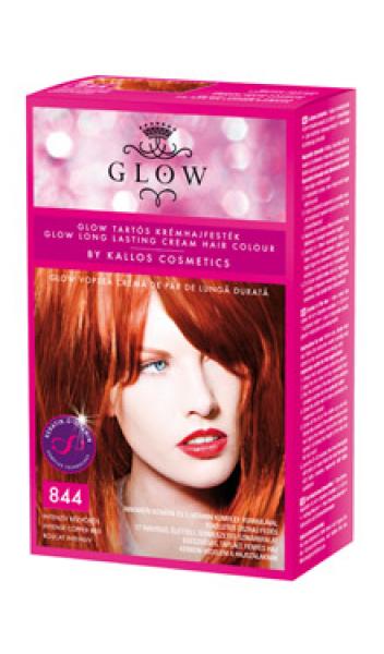 GLOW kauakestva püsivusega juuksevärv 844