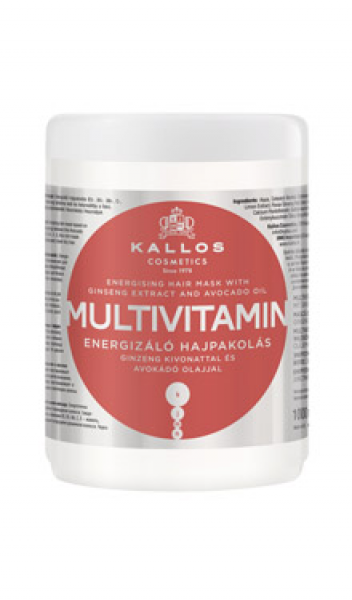 MULTIVITAMIINI JUUKSEMASK 1000ML