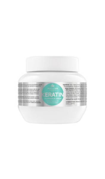 KJMN Keratin juuksemask keratiini ja piimaproteiiniga 275ml