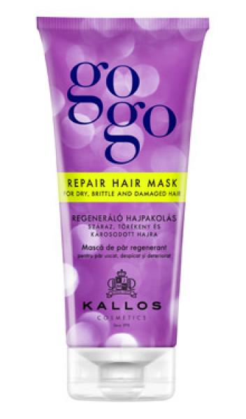 GOGO taastav juuksemask 200ml