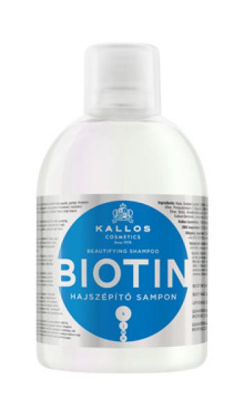 KJMN BIOTIN šampoon 1000ml