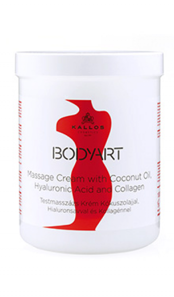 BODYART MASSAŽIKREEM 1000ML