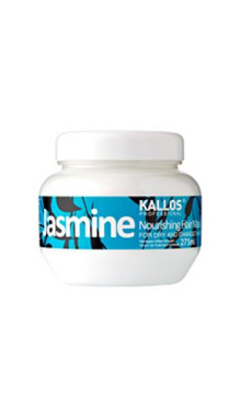 Kallos Jasmiini juuksemask kahjustatud juustele 275ml