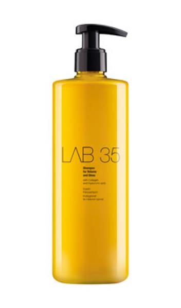 LAB35 volüümi ja läike šampoon 500ml