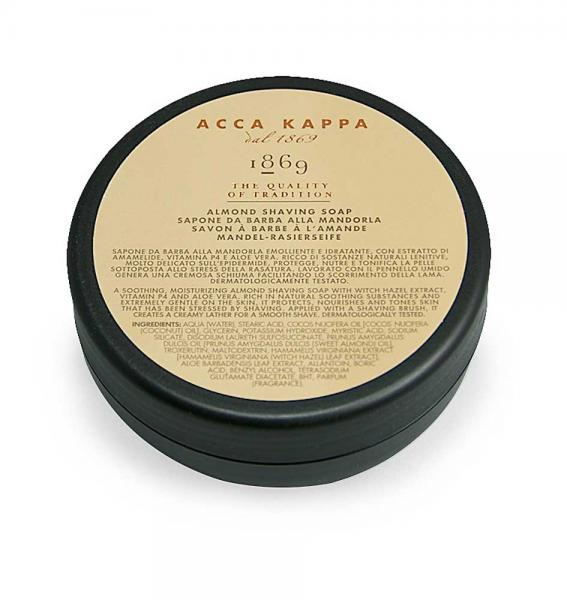 Acca Kappa 1869 Shaving Soap Almond