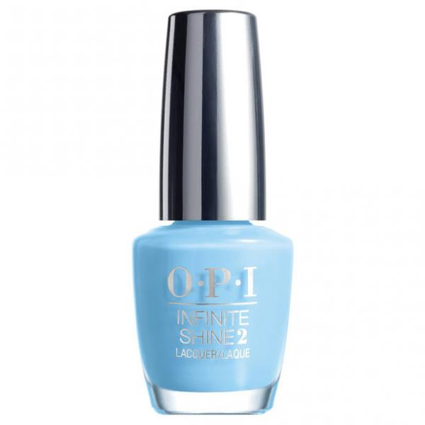 OPI Infinite Shine - To Infinity & Blue-Yond IS L18
