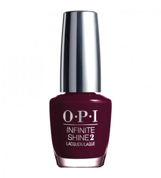 OPI Infinite Shine - Raisin' the Bar IS L14