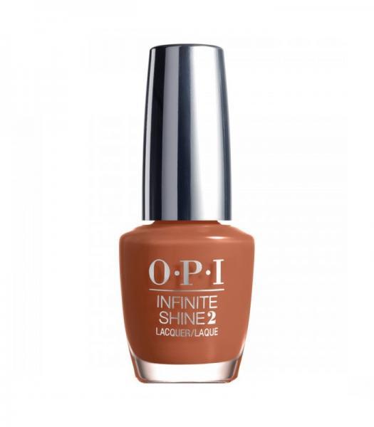 OPI Infinite Shine - Brains & Bronze IS L23