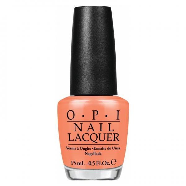 OPI Nail Lacquer H68 Is Mai Tai Cooked? (Hawaii)