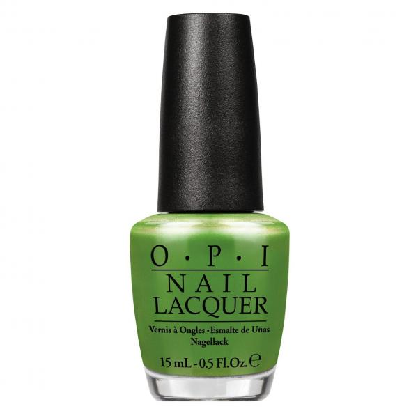 OPI Nail Lacquer H66 My Gecko Does Tricks (Hawaii)